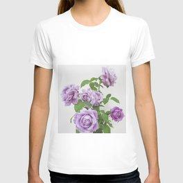 winter rose . image . T-shirt