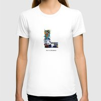 literature T-shirts featuring Lost in Literature by Fred McEntire