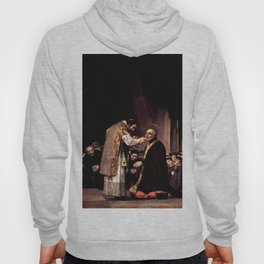 Francisco de Goya - The last communion of St Joseph of Calasanz Hoody
