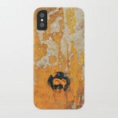Bowl Skull I Part I Slim Case iPhone X
