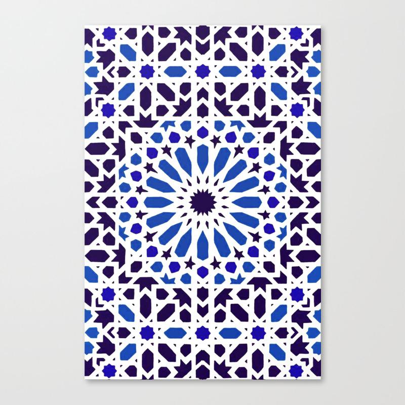 A18 Original Traditional Moroccan Tile