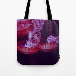 La méduse sociale (2) Tote Bag