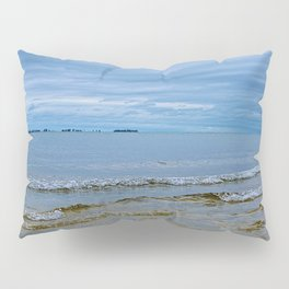 Contemplative Waters - The Peace Collection Pillow Sham