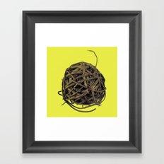 Things I Framed Art Print