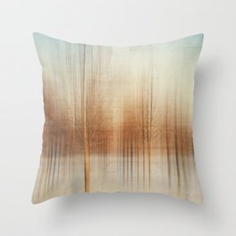 Infinitree Throw Pillow