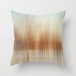 Infinitree Throw Pillow