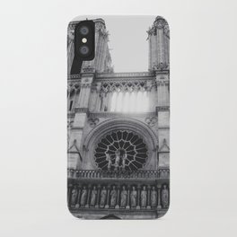 Notre Dame (Ouest) iPhone Case
