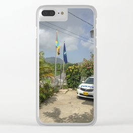 Newcastle Clear iPhone Case