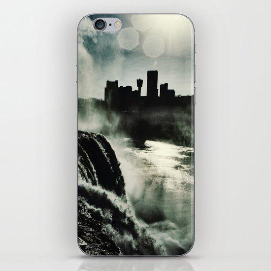 Misty Mist  iPhone & iPod Skin