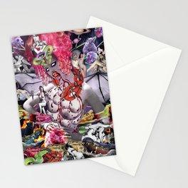 Ms. Ayahuasca de Pompadour Stationery Cards
