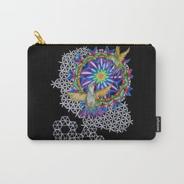 Breathe and Be Carry-All Pouch