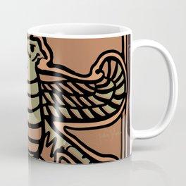 Achaemenid Empire - Faravahar Coffee Mug