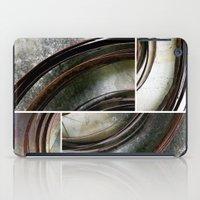 metal iPad Cases featuring Metal by Erica Schiavi