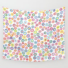 Heart 25 Wall Tapestry