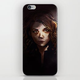 elementary: jamie moriarty [3] iPhone Skin