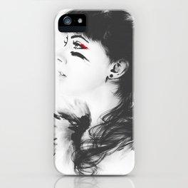 Kacie Marie iPhone Case