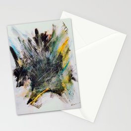 Woarrr - Paint splash Stationery Cards