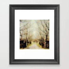 Pleasantville Framed Art Print