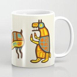 Moose & Bear Coffee Mug