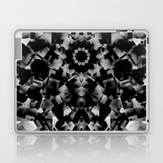 Crystal Skull Laptop & iPad Skin