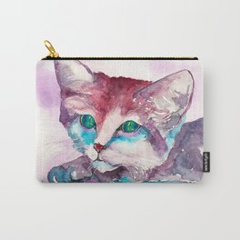 cat#21 Carry-All Pouch