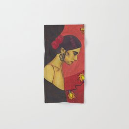 Surfer Rosa (Luxemburg) Hand & Bath Towel