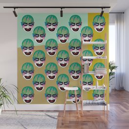 leigh bowery Wall Mural