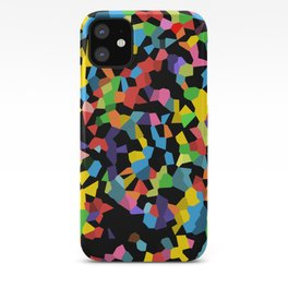 Rainbow People iPhone Case