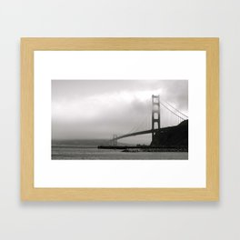 Greenwich Framed Art Print