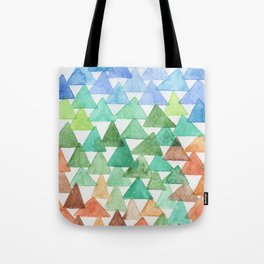 Forest of Tris Tote Bag