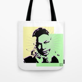 Nat King Cole Tote Bag