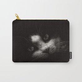Lhassa B&W Carry-All Pouch