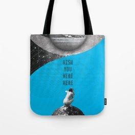 Wish you were here (Rocking Love series) Tote Bag