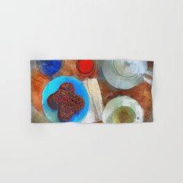Tea And Biscuits Hand & Bath Towel