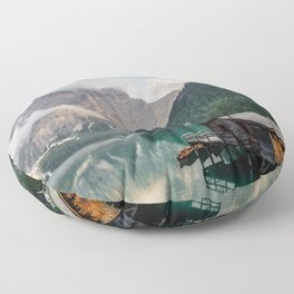 Lakehouse Floor Pillow