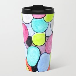 Art Doodle No. 14 Travel Mug