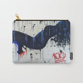 """""""keepin it 100"""" Carry-All Pouch"""