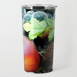Apples 'n Grapes Travel Mug