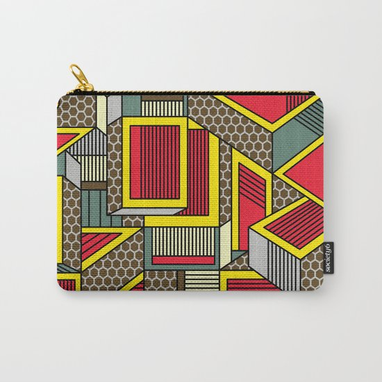 matchbox Carry-All Pouch