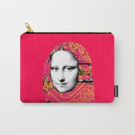 Mona Lisa Platina 5 Carry-All Pouch