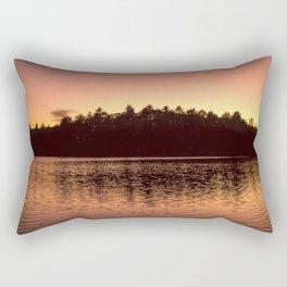 Island Glow Rectangular Pillow