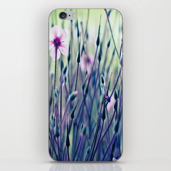 Brave One iPhone & iPod Skin