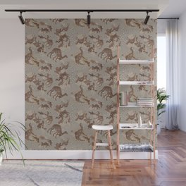 Camelflage Wall Mural
