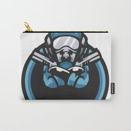Endless Crime Carry-All Pouch