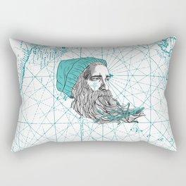 Ahoi Sailor Hauke Rectangular Pillow