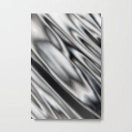 AWED Avalon Uisce Silver (62) Metal Print