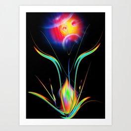 Atrium 68 Art Print