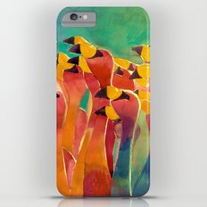 Flamingos iPhone 6 Plus Slim Case