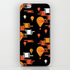 Travel - Hot Air iPhone & iPod Skin