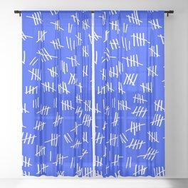 April 23rd (#1) Sheer Curtain